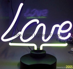 Neon Lighting-Love