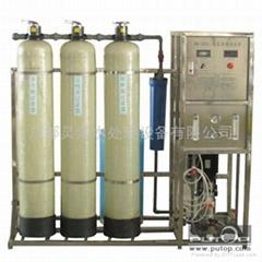 RO-500L/H单级反渗透纯水机