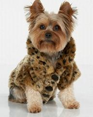 luxury leopard printing