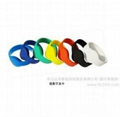RFID 智能手腕带