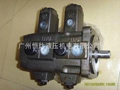 PVDF-370-370-10S台湾安颂液压油泵