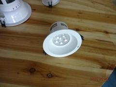 3W-12WLED筒灯