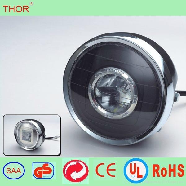 8w Ledm17 Led Projector Motorcycle Th Thorchina Headlights 6gyfb7