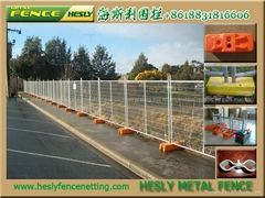 Temporary Fence, Temporary Fencing