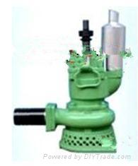 专业优质风动排沙排污潜水泵