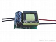 高效率3W小功率驱动电源