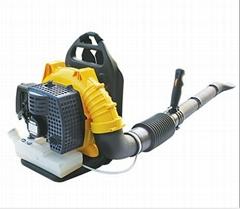Portable mini vacuum blower