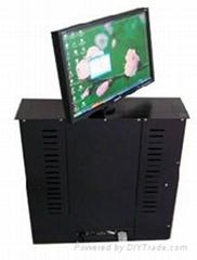 液晶显示屏升降器