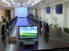 視頻會議系統顯示屏昇降器