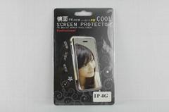 iPhone 4 mirror screen protector screen film