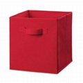 Foldable PP non-woven drawer