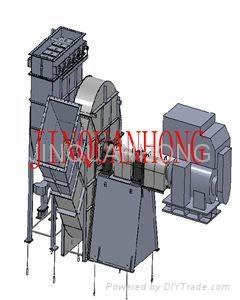 Circular cooling fan 1