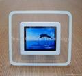 2.4inch Acrylic digital photo frame