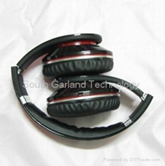 Studio headphones HD music headset