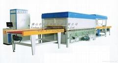 晶鋼門玻璃鋼化爐