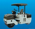2T Double Drum Vibratory Road Roller