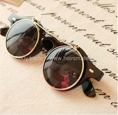 vintage open your illlusion sunglass