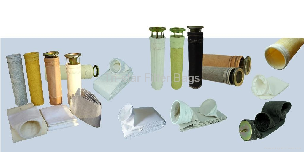 Nomex Dust Collector Filter Bags 5