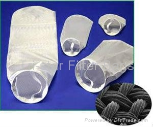 Micron liquid filter bag for industry 4