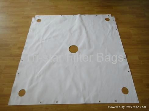 Plated and Frame Filter Press Cloth 3