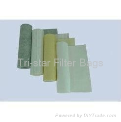 Normal Temperature Needle Felt Filter Cloth 1