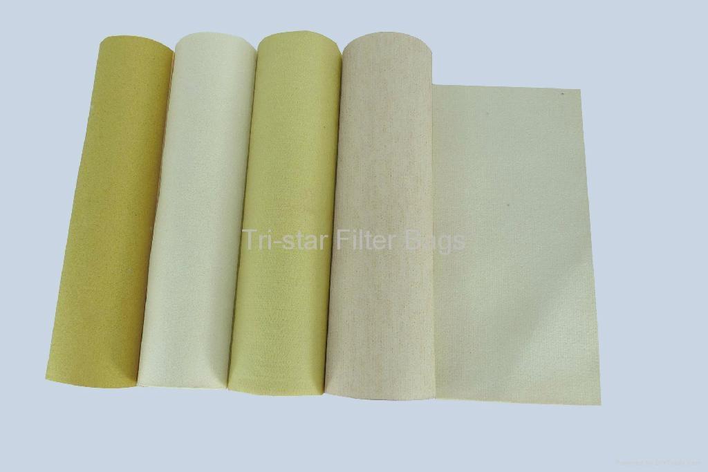 High Temperature Needle Felt Filter Cloth 1