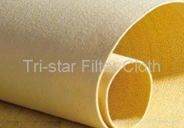 High Temperature Needle Felt Filter Cloth 2
