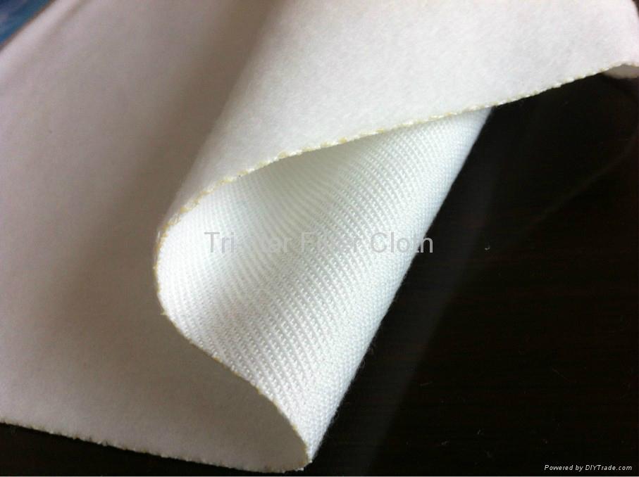 Woven PP/PET/PA/Nylon Filter Cloth 2