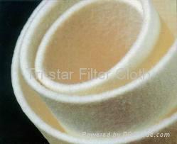 Needle felt filter cloth 2
