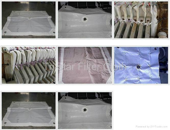 Plated Filter Press Filter Cloth 5