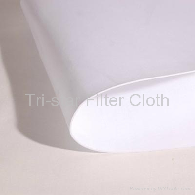 Polyester Nonwoven Needle Punched Felt Filter Cloth 3