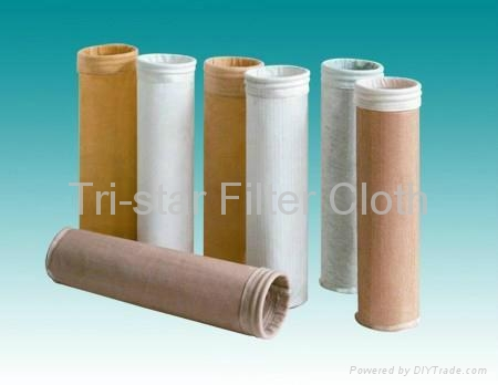 Dust Collector Filter Bags 2