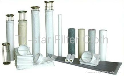 Dust Collector Filter Bags 3