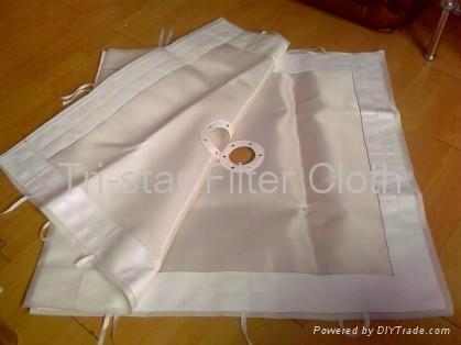 Plated Filter Press Filter Cloth 2