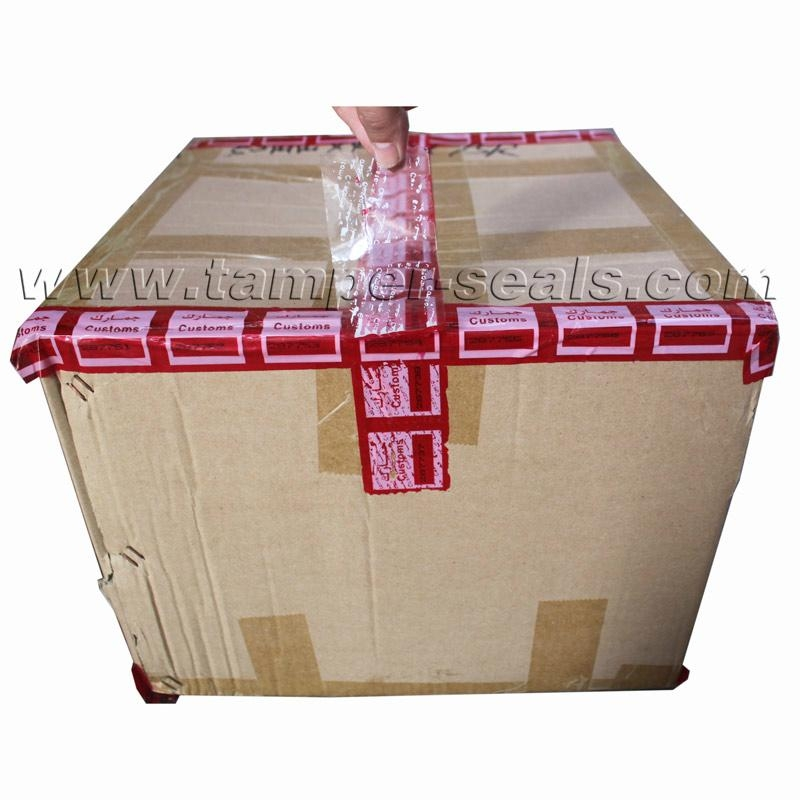 Tamper Evident Security Tapes For Sealing Cartons and Boxes  2
