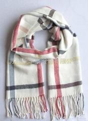 仿羊绒围巾