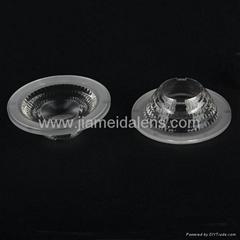75mm 40 Degree Led Diffuser Lens For Spot Light