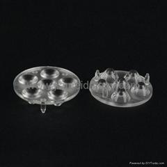 PMMA Cree XPE Plastic Lens