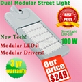 100w LED Modular Street Light 249.00USD