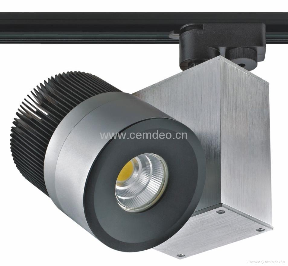LED track spot lights 1