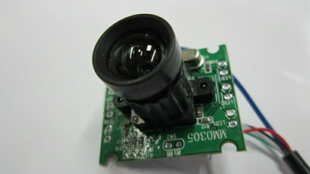 視頻會議系統攝像頭模組 5