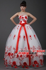 2013 wedding dress HS57-189 Free shipping around the World