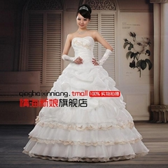 2013 wedding dress HS 482-208 Free Shipping around the World
