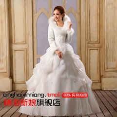 2013 wedding dress HS505-198 Free shipping around the World
