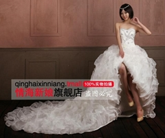 2013 Wedding Dress TW410-388 Free shipping around the World