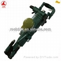 YT28 Pneumatic Rock Drill/Pusher Leg Rock Drill