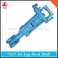 7655 Portable Rock Drill Machine/Air Leg Rock Drill
