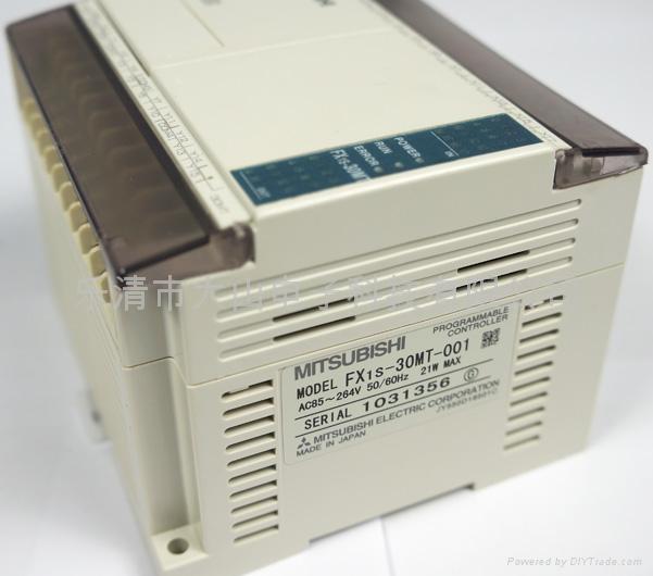 三菱plc - fx1s-30mt 30mr