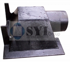 ductile iron sand casting