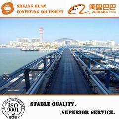 Conveyer/flat belt conveyer/rubber conveyor